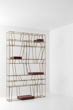 BOOKCASES - DIMORESTUDIO
