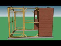 BLOG - Poulailler 3D - LINDA