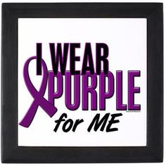 For my Ulcerative Colitis and IBD sufferers!!! Purple is our color!