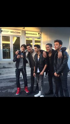 CNCO❤❤❤ A Gomez, Cnco Richard, Just Pretend, Latin Music, Ricky Martin, With All My Heart, Funny Me, Friend Pictures, Real Man