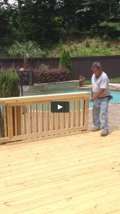 Sliding gates for your new deck. www.gastonialandscaping.com Gaston Fence & Deck