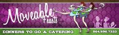 Caterer option... Moveable Feasts in Spartanburg