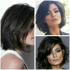 "Hair Care Board - How's this cut?>>> - - MakeupAlley - >> – – MakeupAlley""> Hair Care Board – How's this cut? Medium Hair Cuts, Short Hair Cuts, Medium Hair Styles, Curly Hair Styles, Mom Hairstyles, Haircuts For Long Hair, Short Hairstyles For Women, Shot Hair Styles, Layered Hair"