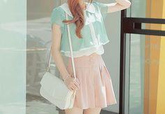 Kfashion ; k-fashion ; Korean fashion ; Ulzzang fashion