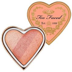 Sweetheart's perfect Flush Blush de Too Faced sur Sephora.fr