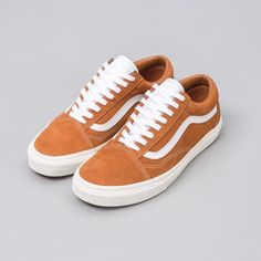 Vans Old Skool Retro Sport in Glazed Ginger - Notre