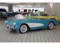 """60"""" Corvette"""