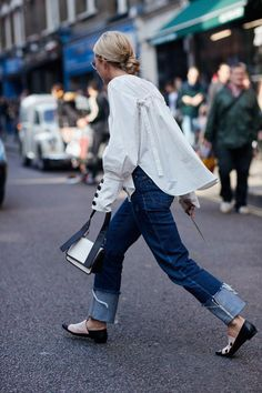 d739e8f75e0c6 London Fashion Week has begun, and we're bringing you the best street style