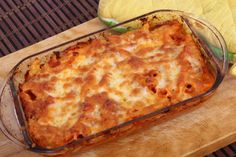Die Hirse-Lasagne mit Lauch schmeckt wunderbar. Dieses #Rezept muss man mal probiert haben.