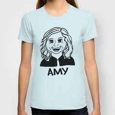 Amy Poehler T-shirt by Flash Goat Industries - $18.00 #amypoehler #poehler #parksandrecreation