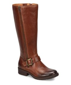 Comfortiva by Söfft Whiskey Sedalia Leather Boot | zulily