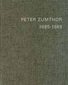 Amazon.fr - Peter Zumthor Réalisations et projets 1985-2013 (coffret 5 vol) - Thomas Durisch - Livres