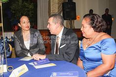 L-R Chalotte McClain-Nhlapo, USAID Coordinator for Disability and Inclusive Development.