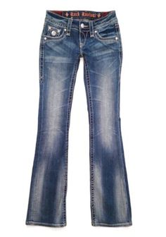 Gorgeous ROCK REVIVAL Boot Jeans in JANET Medium Wash Womens Size 25 Miss Me Outfits, Rock Revival, Bell Bottoms, Jeans And Boots, Bell Bottom Jeans, Medium, Pants, Women, Fashion