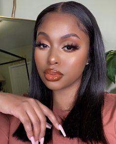 Flawless Makeup, Gorgeous Makeup, Pretty Makeup, Makeup Looks, Makeup For Black Skin, Black Girl Makeup, Girls Makeup, Makeup Tips, Eye Makeup