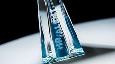 Sandglass Blaton Design Crystal 6