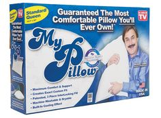 Claim Up To $24 MyPillow BOGO Class Action Settlement