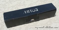 My Newest Addiction Beauty Blog: MitoQ Power Antioxidant Rejuvenation is an amazing anti-aging skin cream that books skin renewal and works at the cellular level.