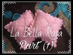 كروشيه وسادة بغرزة الفيشارة crochet cushion cover with popcorn stitch Crochet Cushion Cover, Crochet Cushions, Crochet Pillow, Crochet Baby, Free Crochet, Knit Crochet, Popcorn Stitch, Diwali Decorations, Silk Ribbon Embroidery