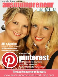AusMumpreneur Magazine Issue 5  - see what a day in my life as a mumpreneur is like on pages 66-67.