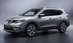 #Nissan #XTrail.  El crossover robusto con equilibrio perfecto entre dureza y elegancia.