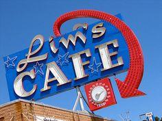 Lim's Cafe - Redding, California