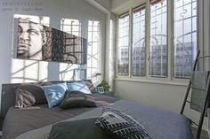 Master Bedroom Fitted Design Furniture made by Semprelegno joinery craftsmen. Interior Design Inspiration. Camera matrimoniale arredata su misura con mobili Made in Italy. Idea arredo stanza da letto. Home Decor.