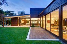 Casa contemporânea e espaçosa - limaonagua