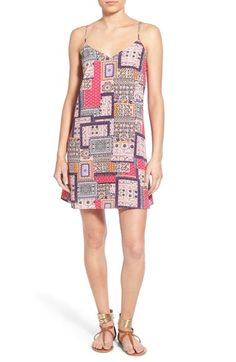 Everly Print Shift Dress | Nordstrom