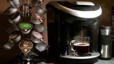 K-Cups for beer? Keuring and Anheuser Busch team up for a booze dispenser.