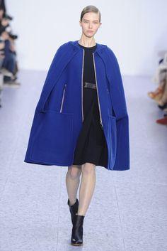 Fall 2013 Coat Trend: Sport Comings (Chloé RTW Fall 2013)