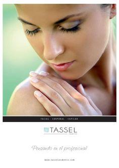 ¡Nuevo catálogo de Tassel cosmetics! Facial-Corporal y Capilar