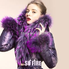 luxury Down Coat Winter Women's diamond coat medium-long thicken ...