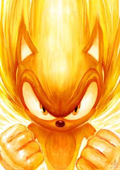 Super Sonic by Ry-Spirit.deviantart.com on @DeviantArt