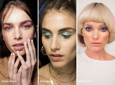 Spring/ Summer 2017 Makeup Trends: Pastel Eye Makeup