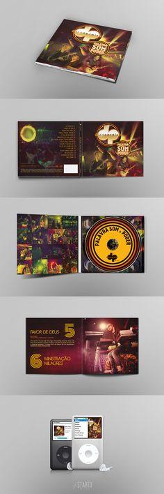 Discopraise CD e DVD Palavra Som e Poder © Agência Starto