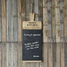 Breadboard Kitchen Slate