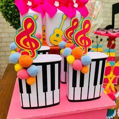 Music Theme Birthday, Music Themed Parties, Music Party, 2nd Birthday Parties, Boy Birthday, Feliz Cumpleaños Baby, Alphabet Activities, Art School, Event Decor