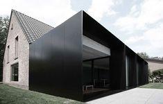 House DS par Graux & Baeyens Architecten