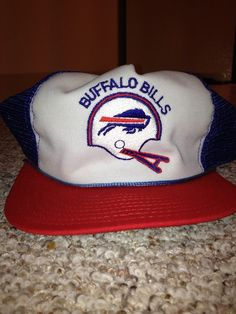 ec166eccc1b Vintage NFL 1970s Buffalo Bills Starter Snapback Hat T Shirt Jersey