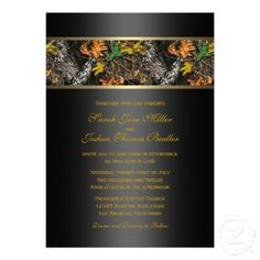 Camo Wedding Invitations Keywords: #weddings #jevelweddingplanning Follow Us: www.jevelweddingplanning.com  www.facebook.com/jevelweddingplanning/