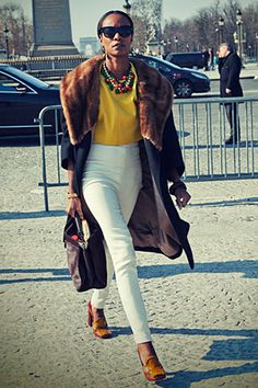 The Sweet 7: Video: St.Lucian Style Muse: Shala Monroque
