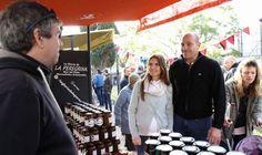 Alimenta: fuerte apoyo a los productores regionales en Quilmes