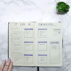 Easy Bullet Journaling