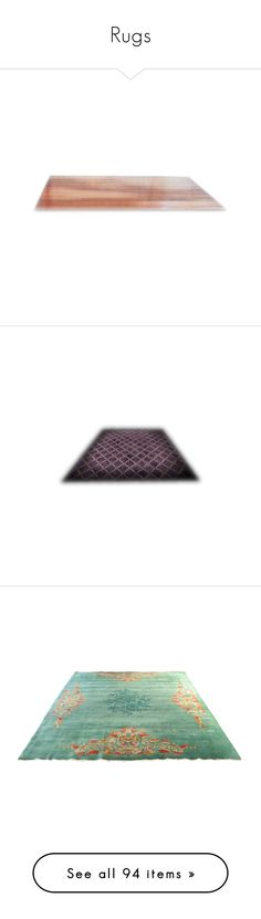 """""""Rugs"""" by surfergirl3915-1 ❤ liked on Polyvore featuring home, rugs, floor, furniture, ground, rugs and pillows, floors, carpet, interior and decor"""