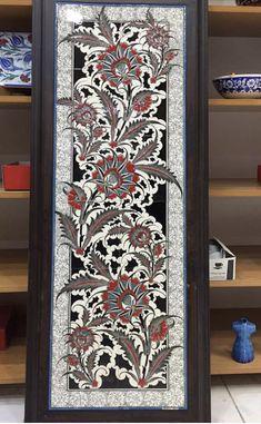 Türk Çini motifleri Madhubani Art, Madhubani Painting, Peacock Painting, Fabric Painting, Kalamkari Painting, Illumination Art, Persian Pattern, Islamic Patterns, Turkish Art
