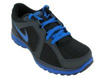 Nike Kids NIKE DUAL FUSION RUN (GS) RUNNING SHOES.  Nike boy's running and training shoe for active activities, sport style, casually style.