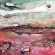 """Saatchi Art Artist gina leon; Painting, """"Fish"""" #art"""