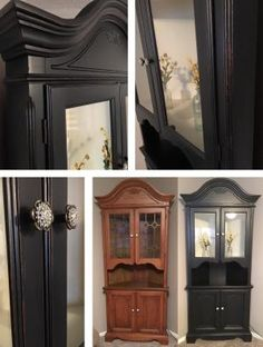 furniture design ideas featuring black general finishes design center