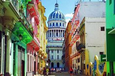"Cuba  -""Cuba is an untapped market that fits well with our core goals of exotic and desirable destinations, easy access from the U.S., lots of activities, a distinct and colorful culture, and opportunities to immerse travelers in authentic Cuban life—including world-renowned music, cuisine, art, and dance,"" - Dan Austin, Director of Austin-Lehman Adventures."